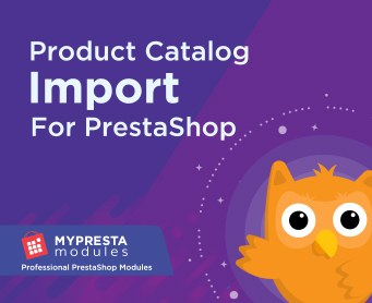 Product Catalog (CSV, Excel) Import